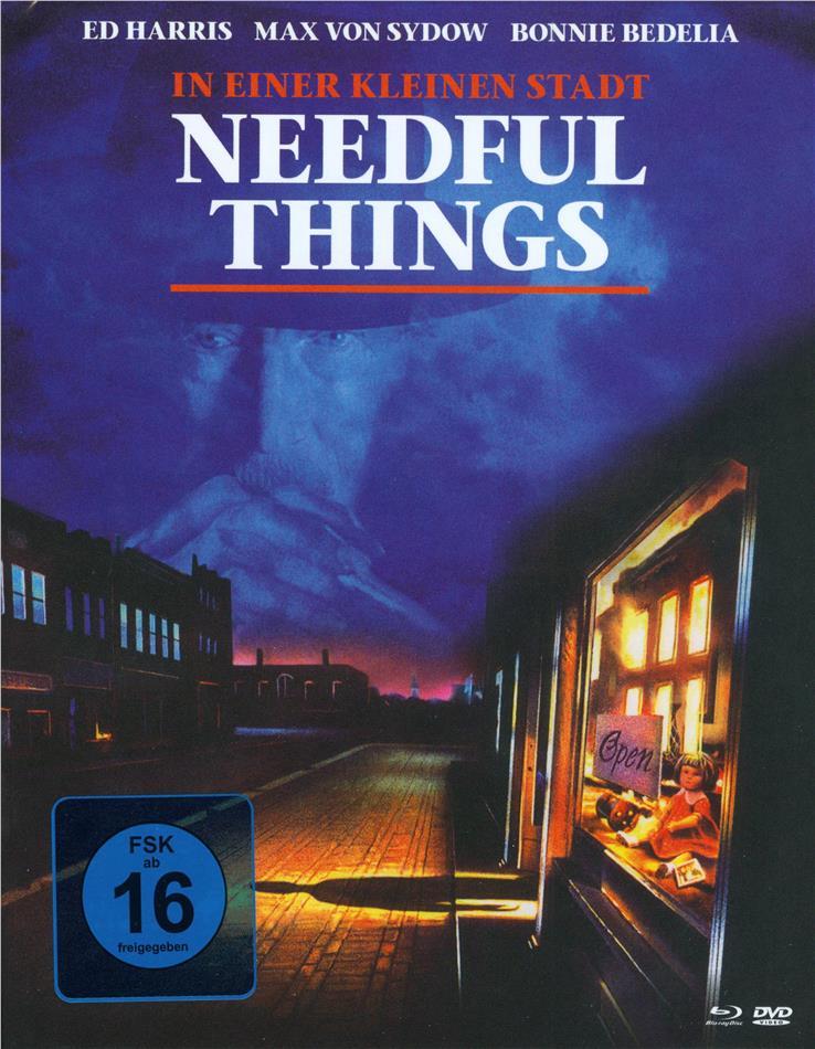 In einer kleinen Stadt - Stephen Kings Needful Things (1993) (Mediabook, Blu-ray + 2 DVDs)