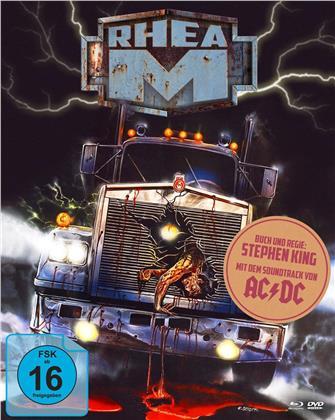 Rhea M - Stephen King (1986) (Cover B, Mediabook, 2 Blu-rays + DVD)