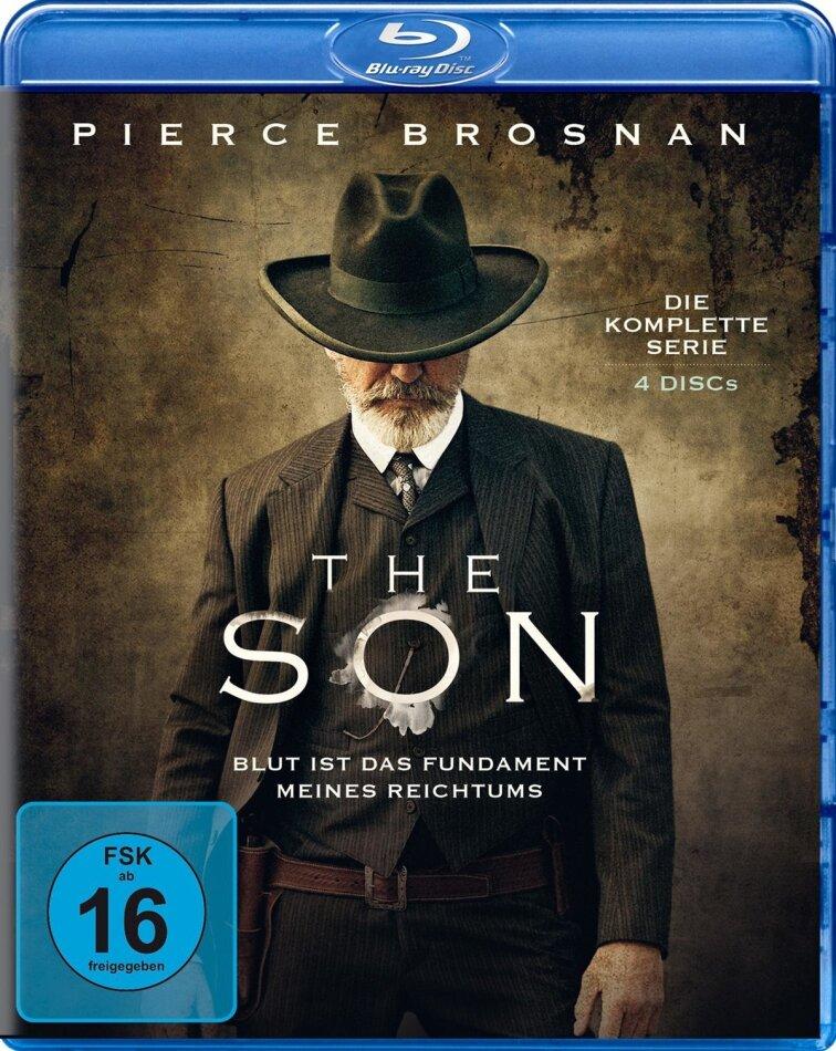 The Son - Die komplette Serie (4 Blu-rays)