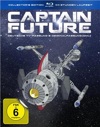 Captain Future - Komplettbox (Édition Collector, 9 Blu-ray)