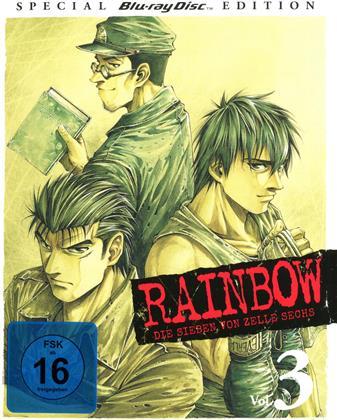 Rainbow - Die Sieben von Zelle Sechs - Staffel 1 - Vol. 3 (Special Edition)