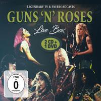 Guns N'Roses - Live Box (3 CDs)