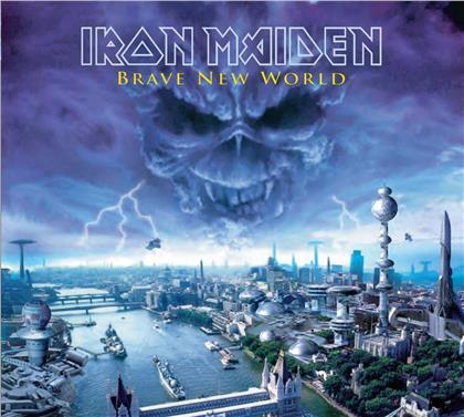 Iron Maiden - Brave New World (2015 Remaster, PLG UK, Digipack)