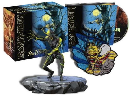 Iron Maiden - Fear Of The Dark (2015 Remaster, PLG UK, Collectors Edition)
