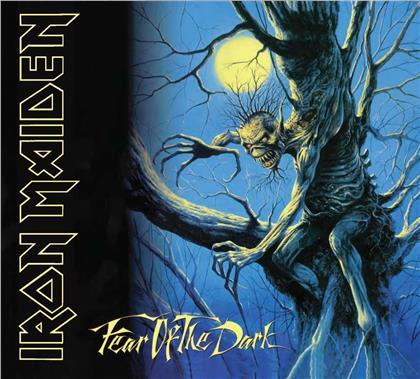 Iron Maiden - Fear Of The Dark (2015 Remaster, PLG UK, Digipack)