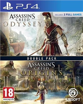 Assassin's Creed Odyssey + Assassin's Creed Origins