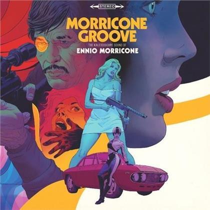 Ennio Morricone (*1928) - Morricone Groove: The Kaleidoscope Sound Of Ennio - OST (LP)