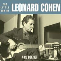 Leonard Cohen - The Little Box Of Leonard Cohen (4 CDs)