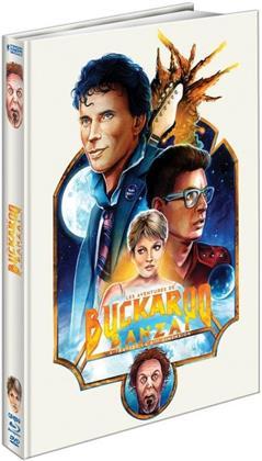Les aventures de Buckaroo Banzai (1984) (Mediabook, Blu-ray + DVD)