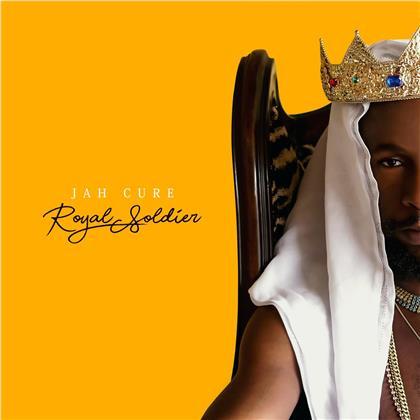 Jah Cure - Royal Soldier (Digipack)