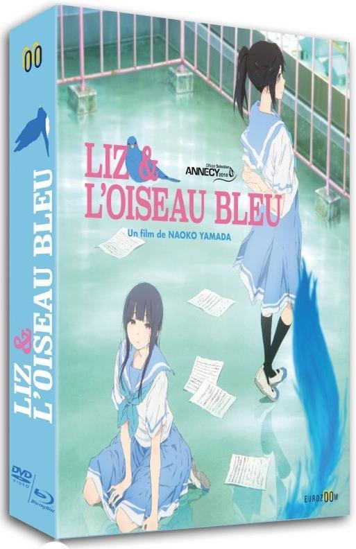 Liz et l'oiseau bleu (2018) (Collector's Edition, Blu-ray + DVD)