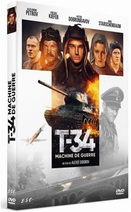 T-34 - Machine de guerre (2018)