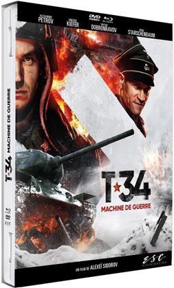 T-34 - Machine de guerre (2018) (FuturePak, Blu-ray + DVD)