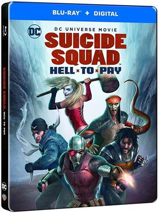 Suicide Squad - Hell To Pay (2018) (Steelbook)