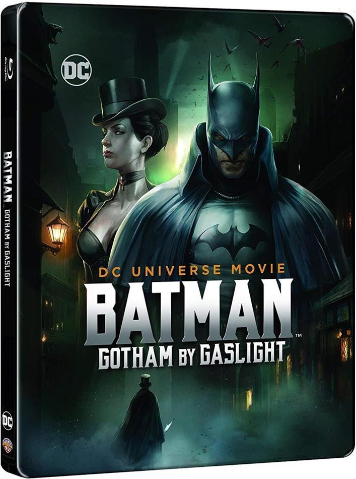 Batman - Gotham By Gaslight (2018) (Steelbook)