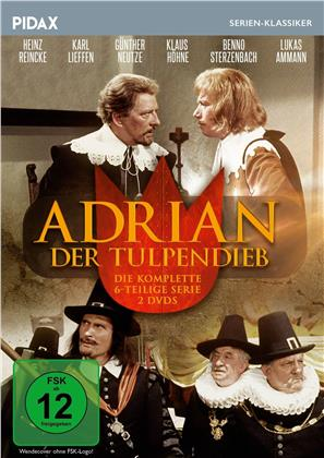 Adrian der Tulpendieb - Die komplette Serie (Pidax Serien-Klassiker, 2 DVD)