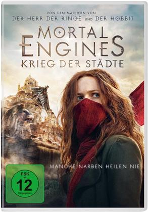 Mortal Engines - Krieg der Städte (2018)