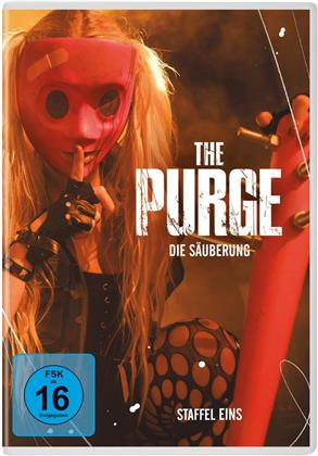 The Purge - Die Säuberung - Staffel 1 (3 DVDs)