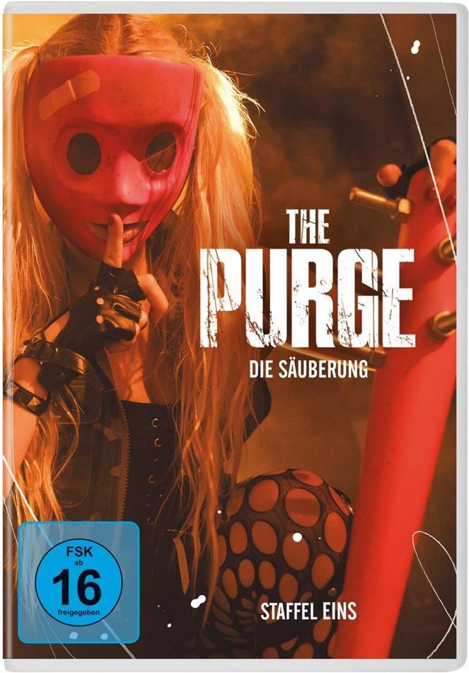 The Purge - Die Säuberung - Staffel 1 (3 DVDs)