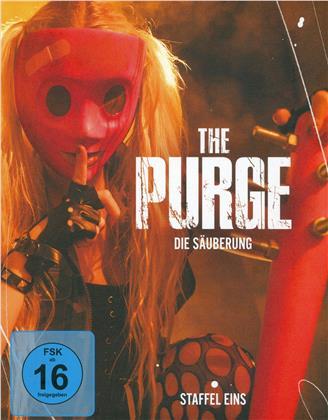 The Purge - Die Säuberung - Staffel 1 (2 Blu-rays)