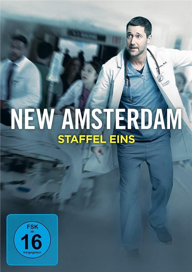 New Amsterdam - Staffel 1 (6 DVDs)