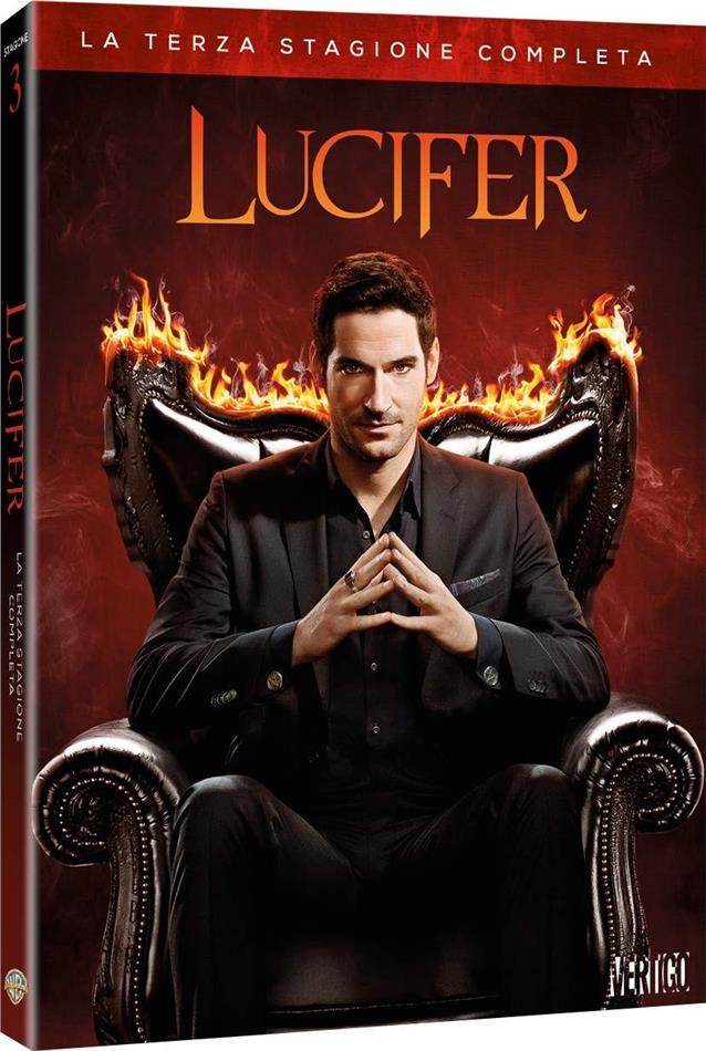 Lucifer - Stagione 3 (5 DVD)