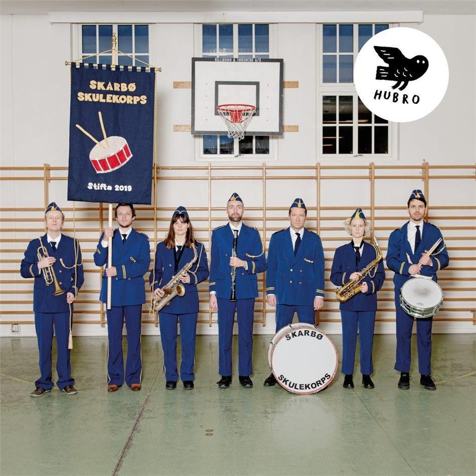 Skarbo Skulekorps - Skarbo Skulekorps (2 LPs)