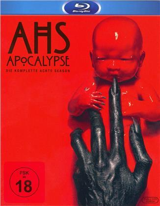 American Horror Story - Apocalypse - Staffel 8 (3 Blu-rays)