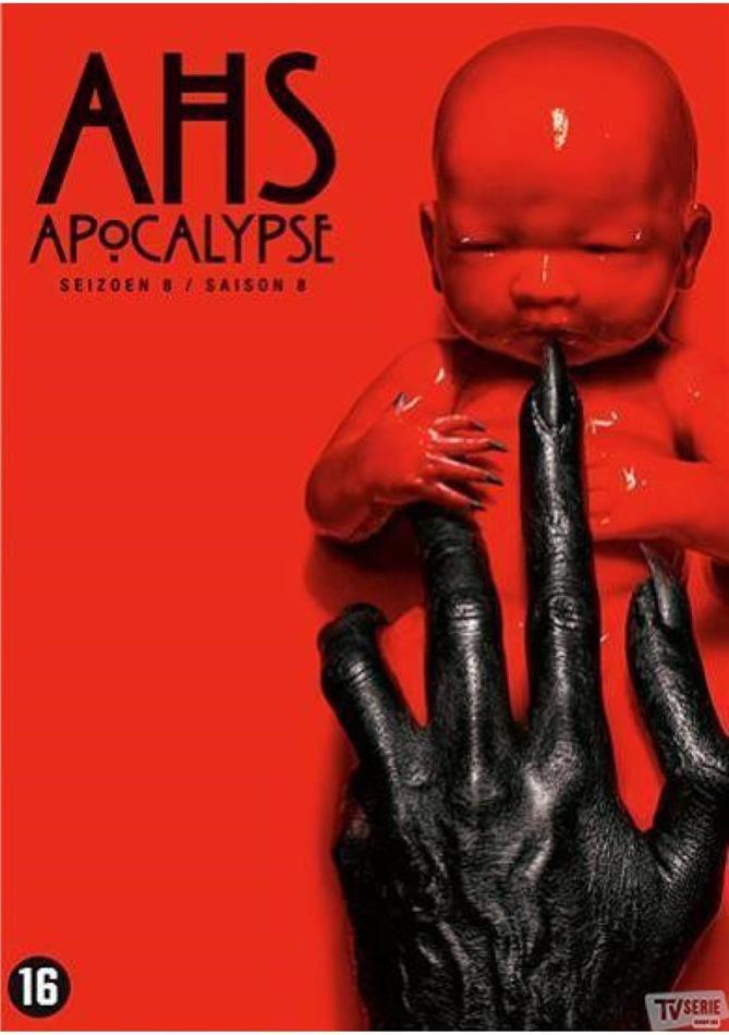American Horror Story - Apocalypse - Saison 8 (3 DVD) - CeDe.com