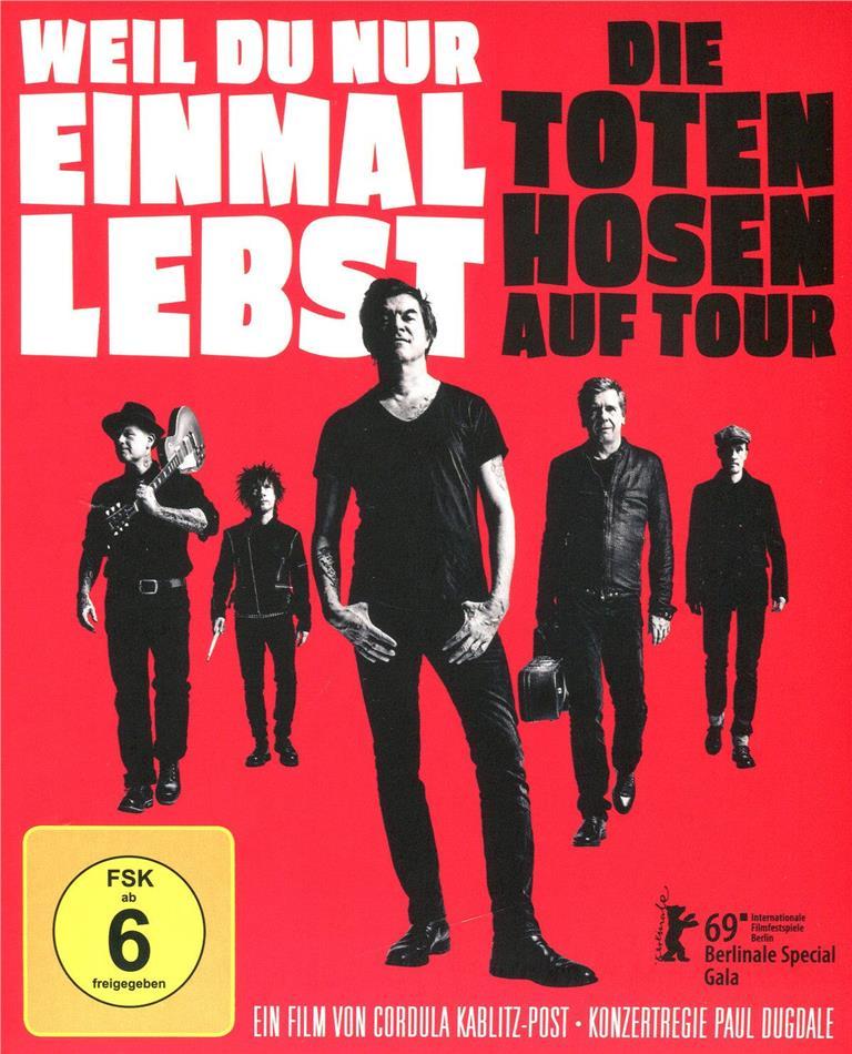 Weil du nur einmal lebst - Die Toten Hosen auf Tour (2019)