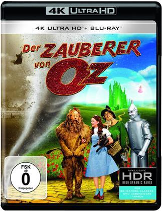 Der Zauberer von Oz (1939) (4K Ultra HD + Blu-ray)