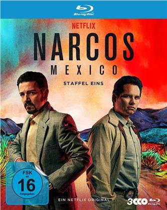 Narcos: Mexico - Staffel 1 (3 Blu-rays)