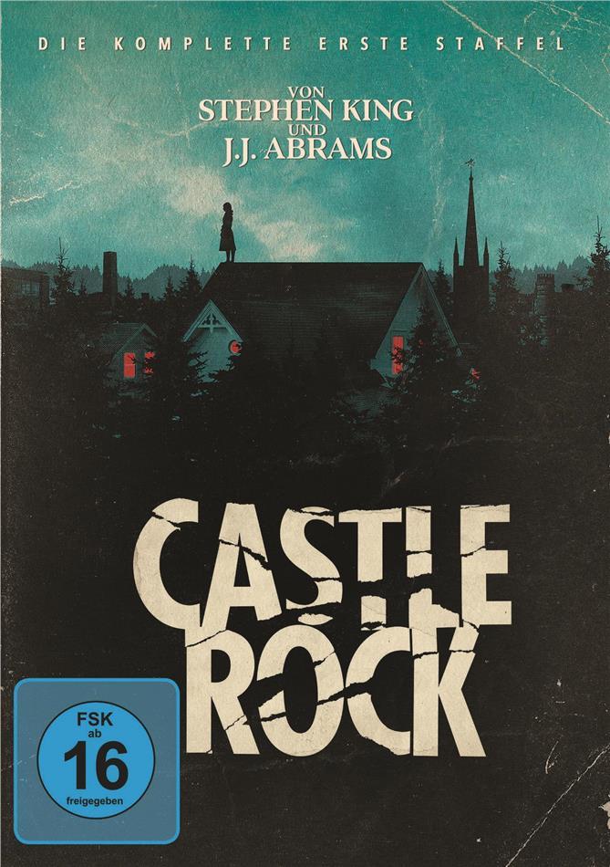 Castle Rock - Staffel 1 (3 DVDs)