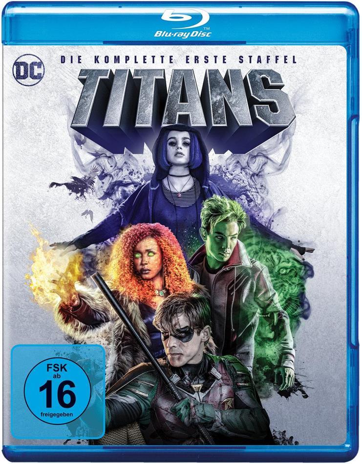 Titans - Staffel 1 (2 Blu-rays)