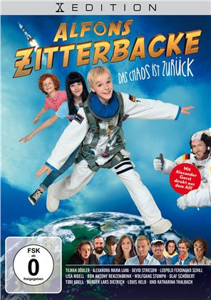 Alfons Zitterbacke - Das Chaos ist zurück (2019)