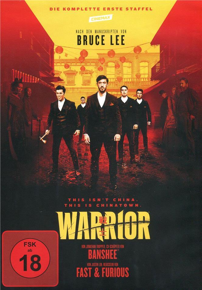 Warrior - Staffel 1 (3 DVDs)