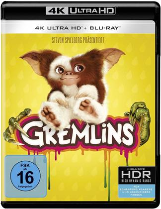 Gremlins (1984) (4K Ultra HD + Blu-ray)