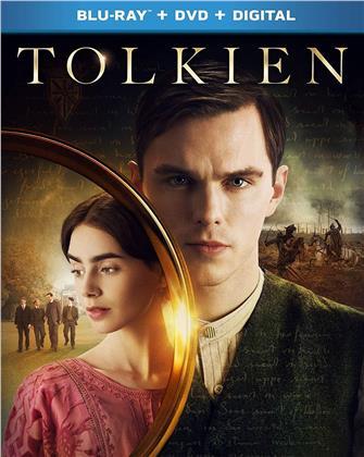 Tolkien (2019) (Blu-ray + DVD)