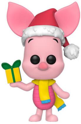 Pop Disney Holiday Piglet Vinyl Figure