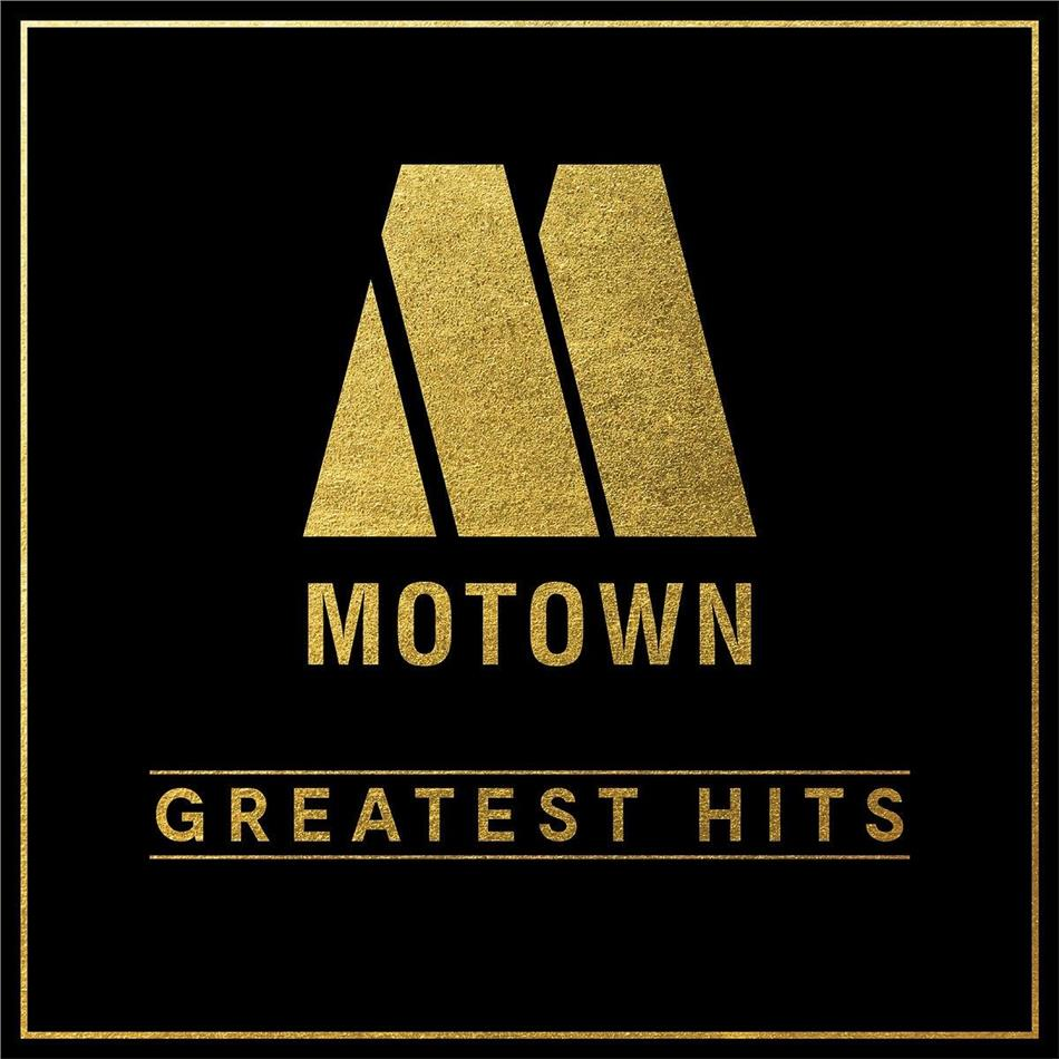 Motown Greatest Hits (2 LPs)