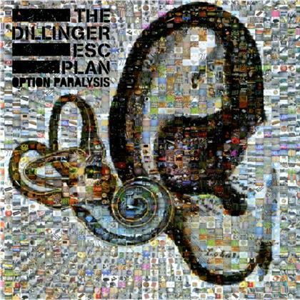 The Dillinger Escape Plan - Option Paralysis (2019 Reissue, Season Of Mist, Colored, LP)