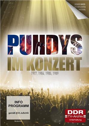 Puhdys - Im Konzert (DDR TV-Archiv, 2 DVDs)