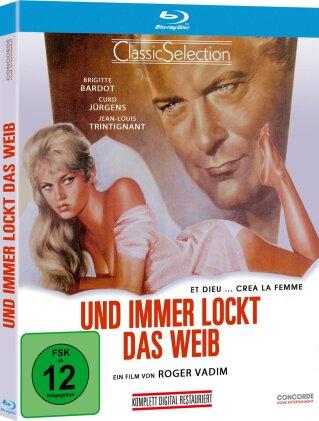 Und immer lockt das Weib (1956) (Classic Selection, Restaurierte Fassung)