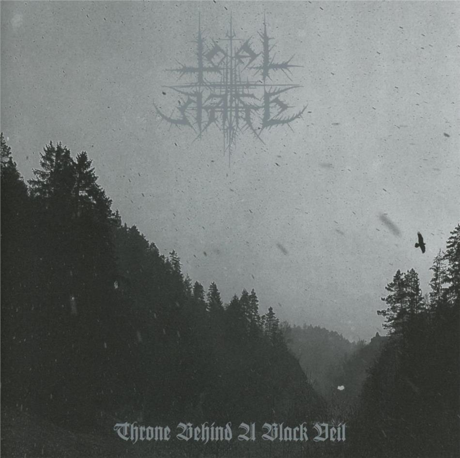 Total Hate - Throne Behind A Black Veil