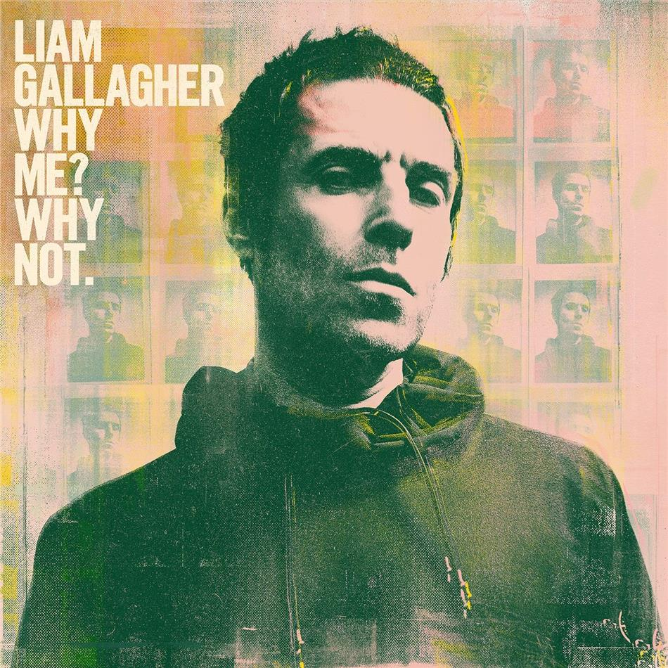 Liam Gallagher (Oasis/Beady Eye) - Why Me? Why Not. (Japan Edition)