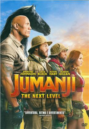 Jumanji 2 - The Next Level (2019)