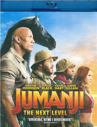 Jumanji 2 - The Next Level (2019)