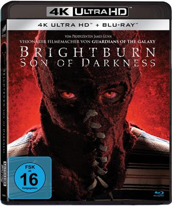 Brightburn - Son of Darkness (2019) (4K Ultra HD + Blu-ray)