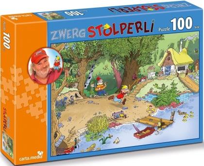 Zwerg Stolperli - Puzzle