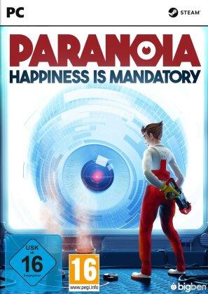 PARANOIA - Happiness is Mandatory